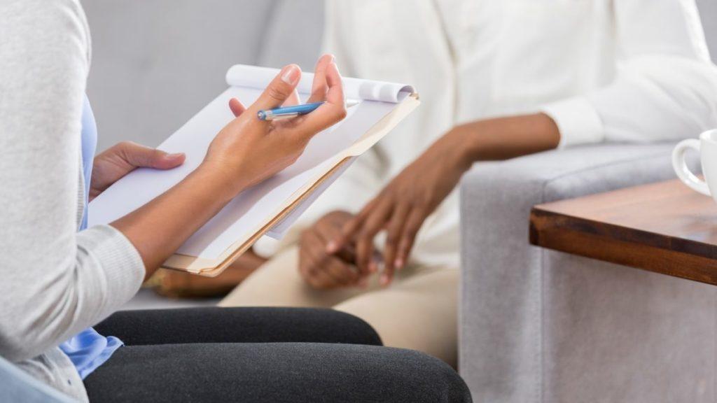 Como se comunicar com o psicólogo?