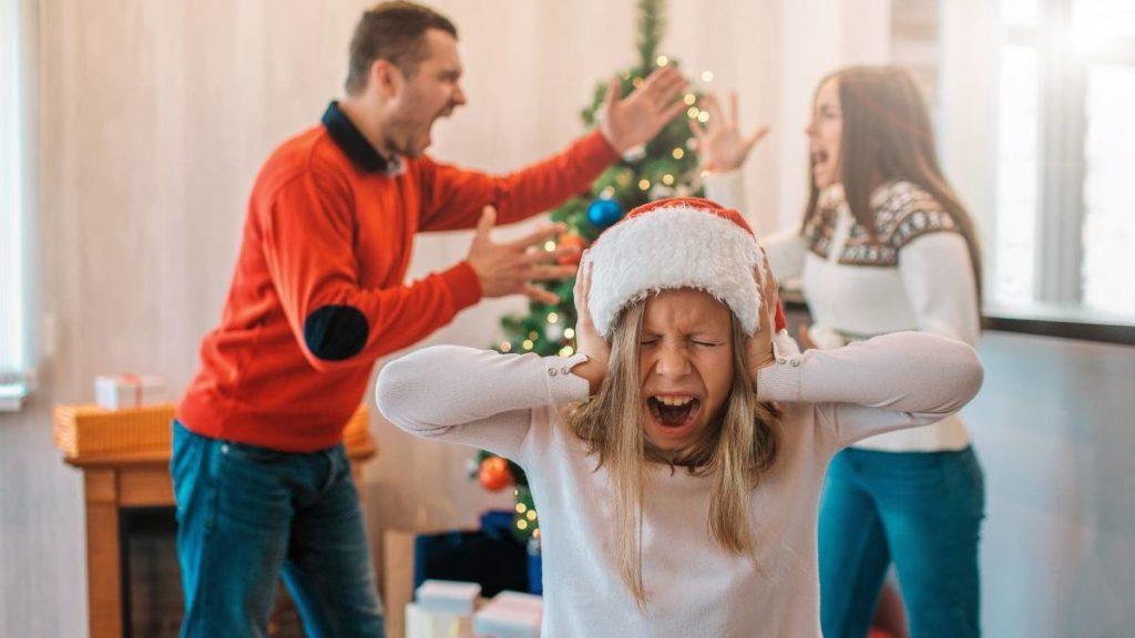 Solucionar conflitos familiares