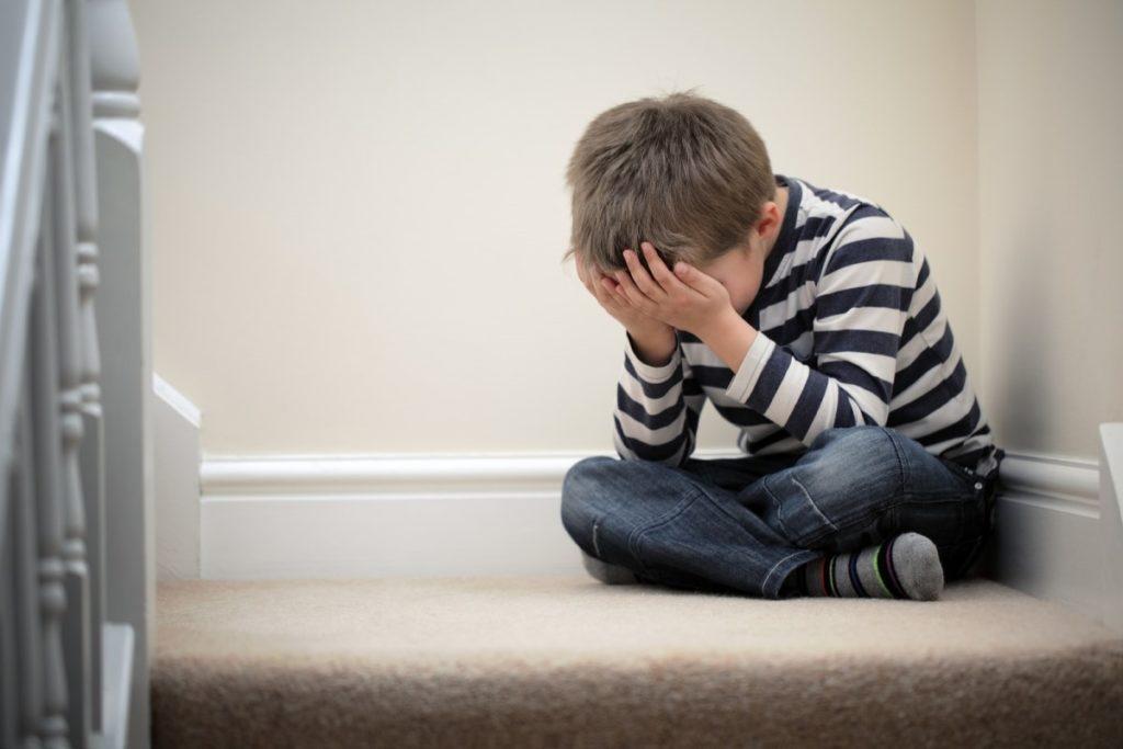 Lidar com Depressão em Crianças