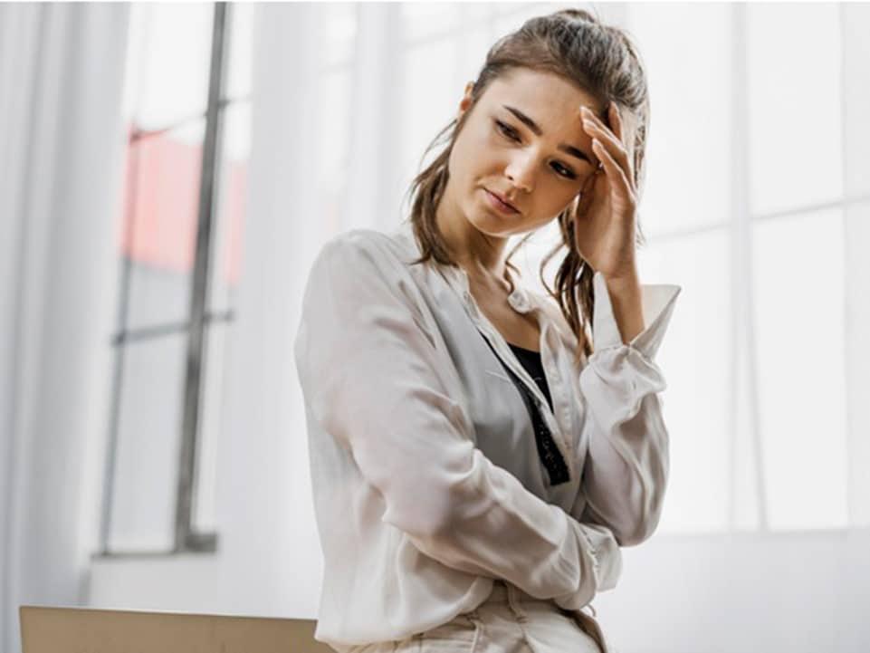 Desânimo pode ser sinal de depressão