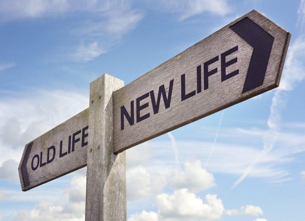 5 dicas para começar uma vida nova