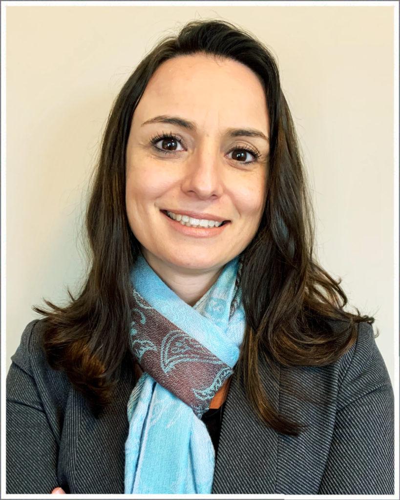 Psicóloga Janaina Guzzardi da Silva