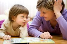 Orientação para os pais