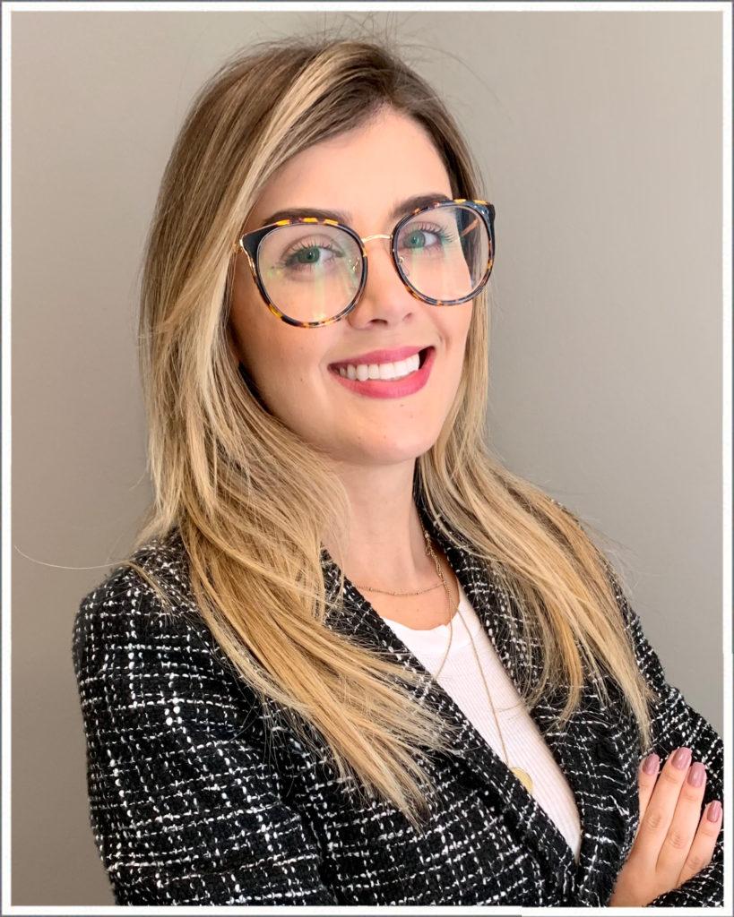 Psicóloga Letícia