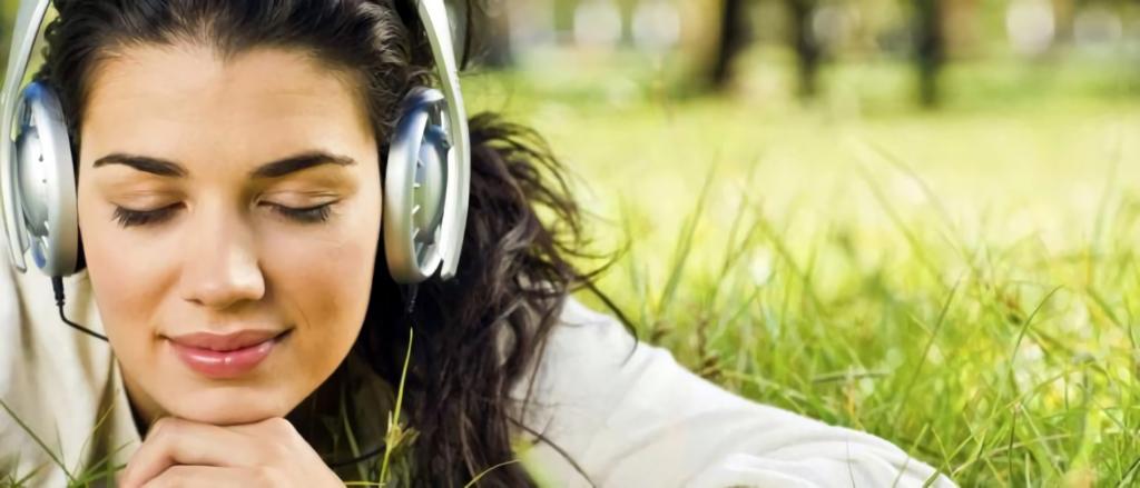 Psicologia: músicas podem acalmar