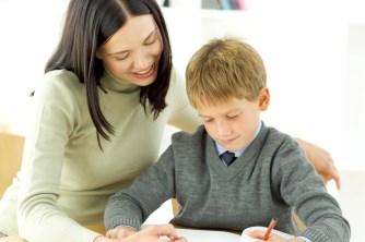 Psicólogo e as crianças