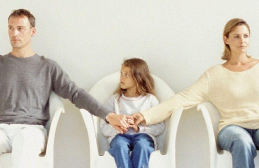 Falar para os filhos sobre divórcio