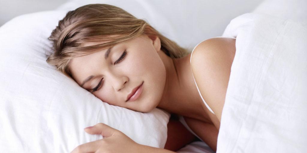 Você descansa enquanto dorme
